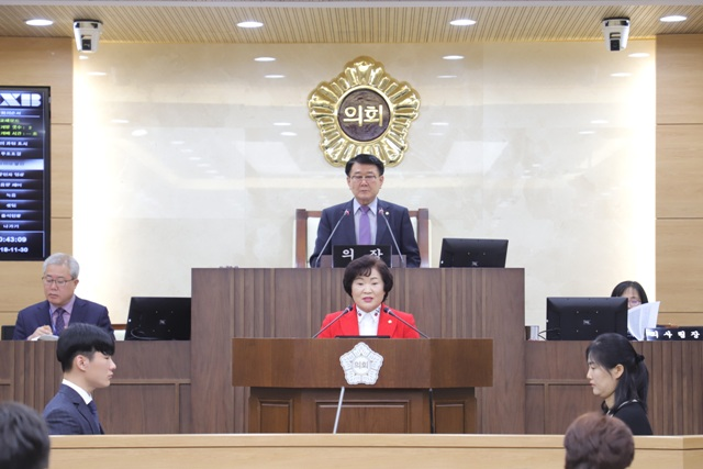 시정질의 김동숙 의원.JPG